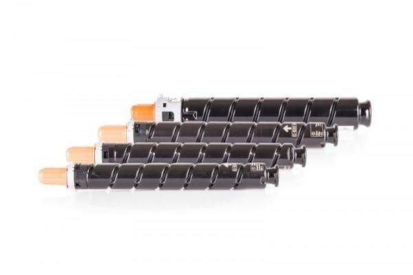 Alternativ zu Canon 3782B002 - 3785B002 / C-EXV34 Toner-Sparset CMYK (4 Stück)