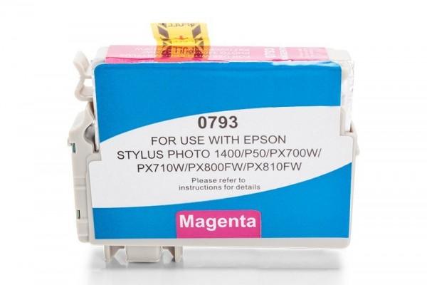 Alternativ zu Epson T0793 Magenta