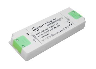 Bioledex® LED Trafo flach, für Möbeleinbau zugelassen, schützt LEDs, LxBxH 185 x 63 x 22 mm, 12 Volt