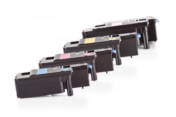 Alternativ zu Dell 593-11140 - 593-11143 Spar Set (BK,C,M,Y)