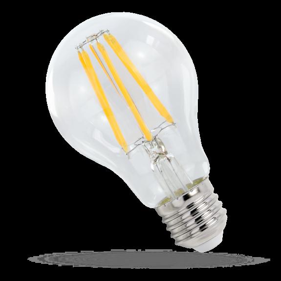SpectrumLED®Filament LED Leuchtmittel, Länge 105 mm, Sockel E27, Winkel 300º, 9W = 75W, 1200 Lumen,