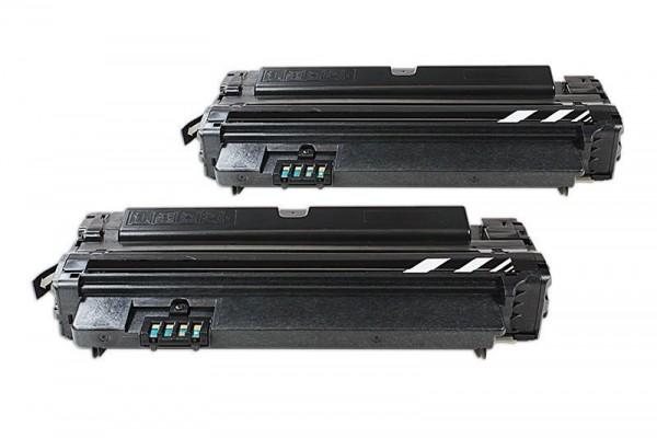 Alternativ zu Dell 593-10961 / 7H53W Toner Black Doppelpack
