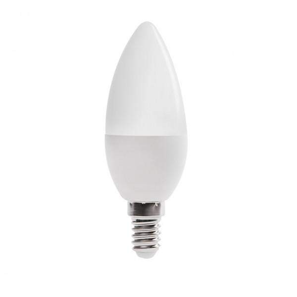 Kanlux®LED Leuchtmittel, Länge 107 mm, Sockel E14, Winkel 210º, 7,5W = 55W, 600 Lumen, 4000K neutra