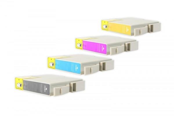 Alternativ zu Epson T0331-T0334 Tinten Spar-Set (BK,C,M,Y) 4 Stück