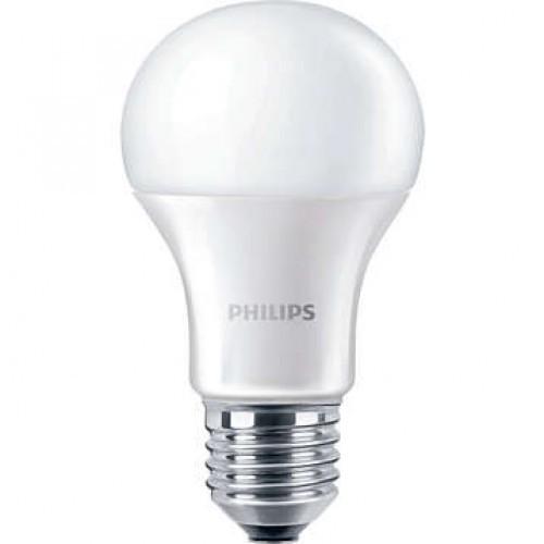 Philips® CorePro LED Leuchtmittel, Länge 102,6 mm, Sockel E27, Winkel 200º, 10W = 90W, 1055 Lumen, 4