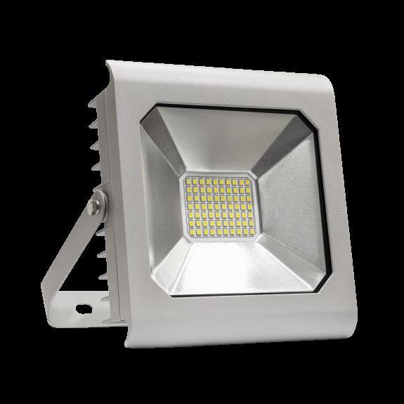 SpectrumLED® LED Fluter / Scheinwerfer Schutzklasse IP65 für den Außenbereich, 50 Watt, 3700 Lumen,