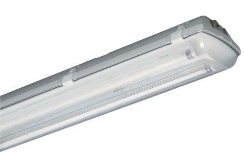 Bioledex® DOLTA Fassung / Halterung / Deckenfassung T8 / G13 aus Kunststoff für 2x 60CM LED Röhren,