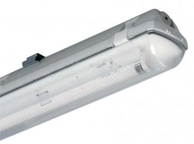 Bioledex® DOLTA Fassung / Halterung / Deckenfassung T8 / G13 aus Kunststoff für 1x 120CM LED Röhre,