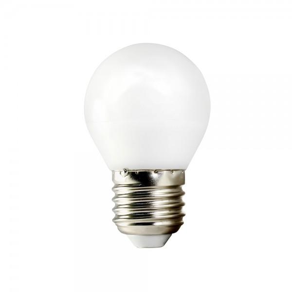 Bioledex® TEMA LED Leuchtmittel, Länge 73 mm, Sockel E27, Winkel 220º, 5W = 35W, 420 Lumen, 2700K wa