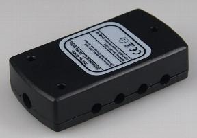 Verteiler für LED Wandeinbaustrahler 12V 8-fach