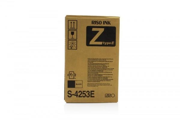Original Riso S-4253E Tinte Black
