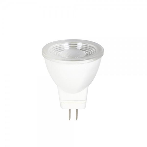 Bioledex® LED Strahler / Leuchtmittel, Länge 43 mm, Sockel MR11, Winkel 60º, 4W = 30W, 12V AC+DC, 32