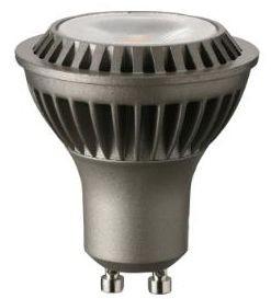 Panasonic® Marken LED Strahler / Leuchtmittel, Länge 57 mm, Sockel GU10, Winkel 36º, 7W = 30W, 270 L