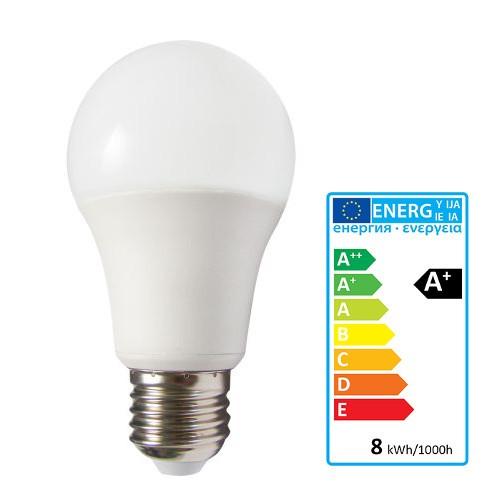 Bioledex® ARAXA LED Leuchtmittel, Länge 112 mm, Sockel E27, Winkel 240º, 8W = 75W, 810 Lumen, 2800K