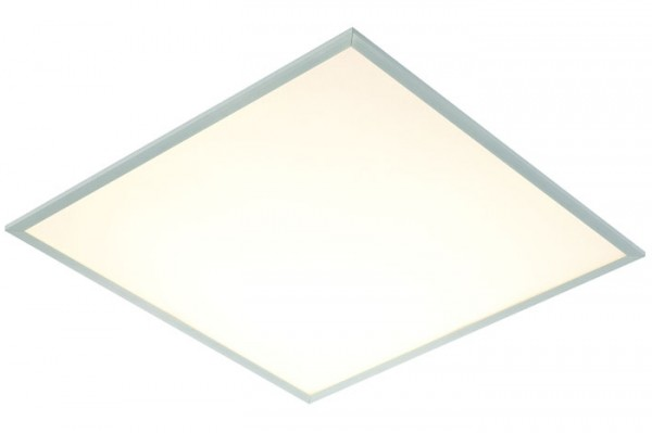 Bioledex® LED Panel Unterputz, Paneel, Rasterleuchte, Gehäuse Aluminium, IP40, 625x625mm, 38 Watt, 2