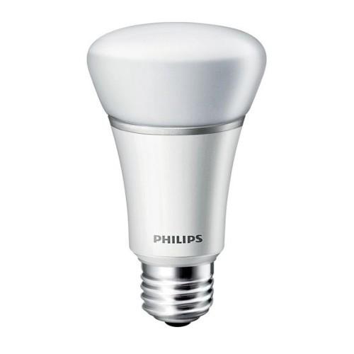 Philips® Master LED Leuchtmittel dimmbar, Länge 109,6 mm, Sockel E27, Winkel 360°, 12W = 60W, 806 Lu