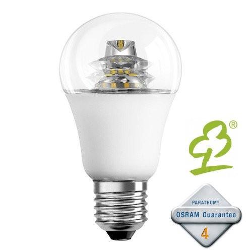 Osram® Parathom LED Leuchtmittel dimmbar, Länge 110 mm, Sockel E27, WInkel 240º, 10W = 65W, 810 Lume