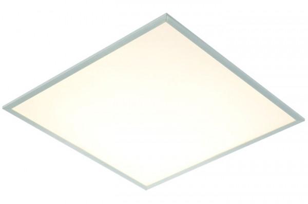 Bioledex® LED Panel Unterputz, Paneel, Rasterleuchte, Gehäuse weiss, IP20, 620x620mm, 40 Watt, 4100