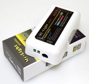Controller / Dimmer RGB Stripes Funk für 4 Zonen 30m erweiterbar, 12 / 24V DC