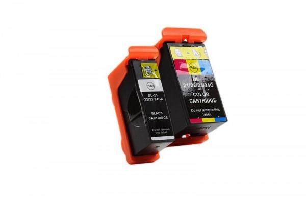 Alternativ zu Dell Y498D-Y499D Multipack (BK,CMY)