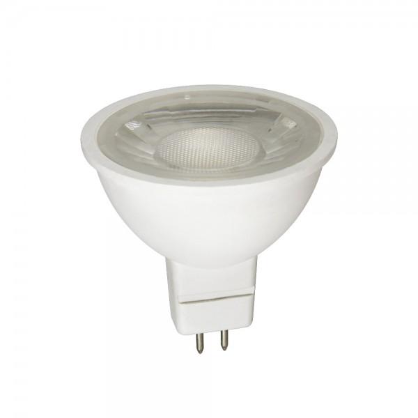 Bioledex® HELSO LED Strahler / Leuchtmittel, Länge 52 mm, Sockel MR16, Winkel 38º, 6W = 50W, 12V AC+