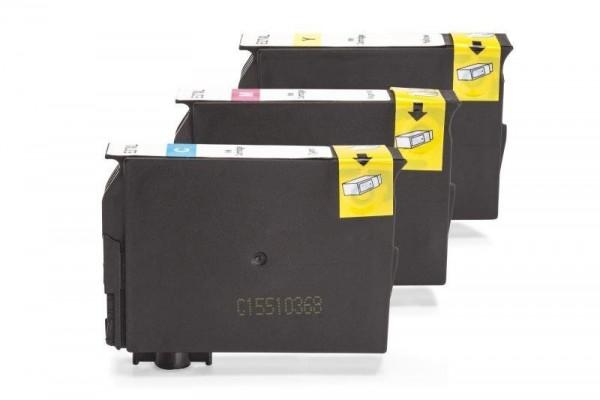 Alternativ zu Epson C13T27154010 / C13T27154012 /27 XL Tinte Spar-Set