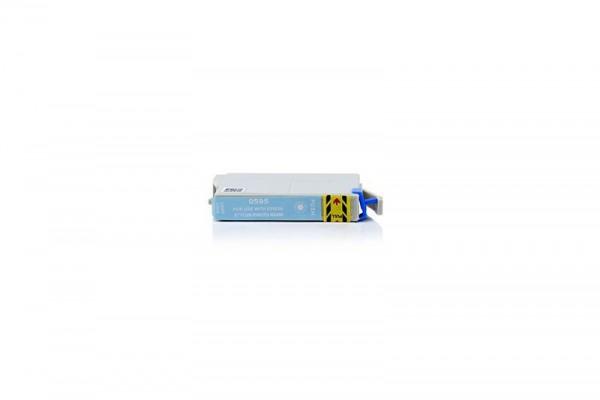 Alternativ zu Epson C13T05954010 / T0595 Tinte Light Cyan