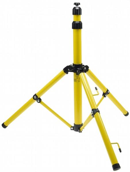 Chilitec® Stativ / Halterung für LED Fluter / Strahler Höhe verstellbar 65-150cm - moderne LED Arbei