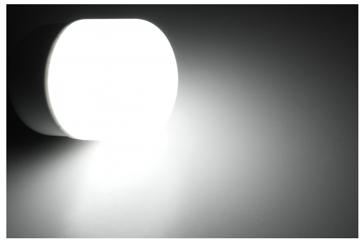 LED Leuchtmittel / Lampe, Länge 240 mm, Sockel E27, Winkel 270º, 48W = 300W, 4100 Lumen, 4200K neutr