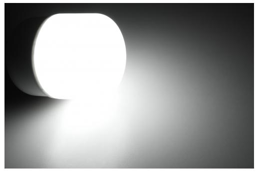 LED Leuchtmittel / Lampe, Länge 191 mm, Sockel E27, Winkel 200º, 30W = 180W, 2800 Lumen, 4000K neutr