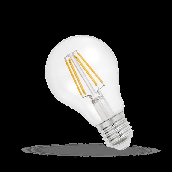 SpectrumLED®Filament LED Leuchtmittel, Länge 106 mm, Sockel E27, Winkel 270º, 4W = 45W, 450 Lumen,